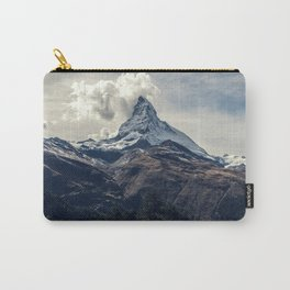 Crushing Clouds Carry-All Pouch