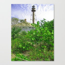 Sanibel Lighthouse I Canvas Print
