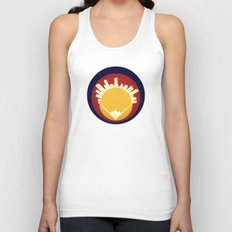 Eolus / Denver / Colorado Unisex Tank Top