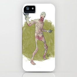 The Pale Man - Pan's Labyrinth iPhone Case