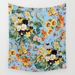 Summer Garden IV Wall Tapestry