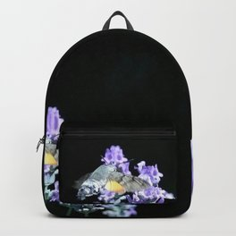 Hummingbird  hawk moth Backpack