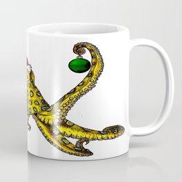 Merry Octopus-mas Coffee Mug