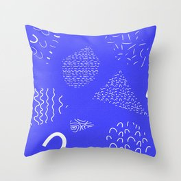021 Throw Pillow