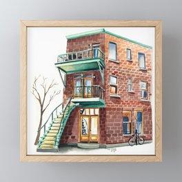 rue Gilfort Framed Mini Art Print