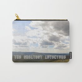 The Greatest Adventure Carry-All Pouch
