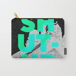 SHUT UP | Part 1. Carry-All Pouch