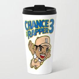 Chance the Rapper Super Mario Travel Mug
