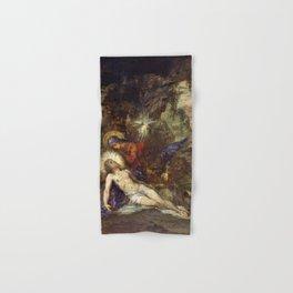 Gustave Moreau - Pieta - Digital Remastered Edition Hand & Bath Towel