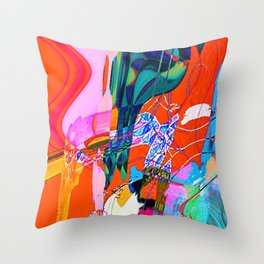 The Women Throw Pillow