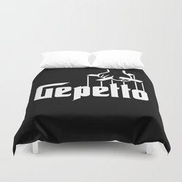 Gepetto Duvet Cover
