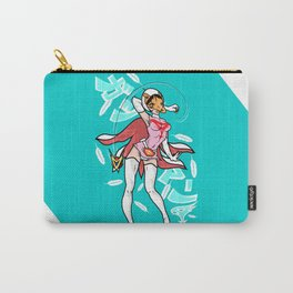 Agata June, G Force, Gatchaman,  ガッチャマン Carry-All Pouch