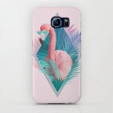 Tropical Leaves Slim Case Galaxy S8