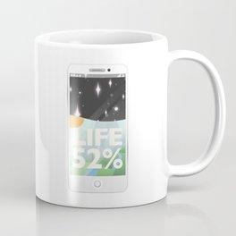 Charge Your Life Coffee Mug