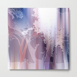 Mystery - Eden Collection Metal Print