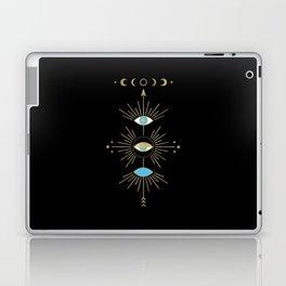 Evil Eye Totem Laptop & iPad Skin