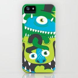 Mister Greene iPhone Case