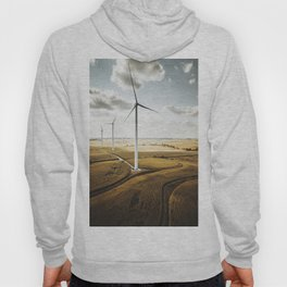 windturbine in nebraska Hoody