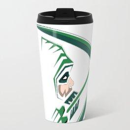 The Hooded Vigilante Travel Mug