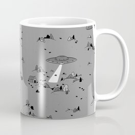 Abduction Party Coffee Mug