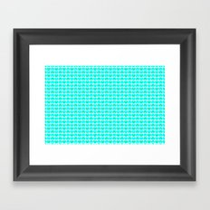 HobNob Sea Small Framed Art Print