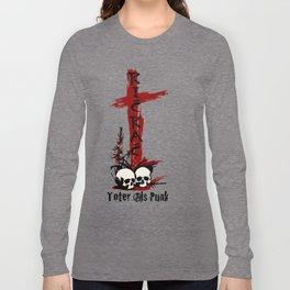Toter Als Punk Long Sleeve T-shirt
