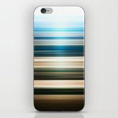 Canyon Stripes iPhone & iPod Skin