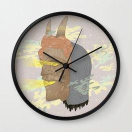 Careto #C01 Wall Clock