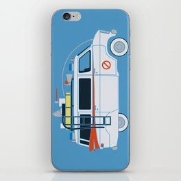 Ecto Van-1 iPhone Skin