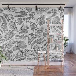 Paleontology Dream Wall Mural