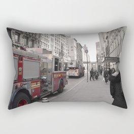 NYC fdny Rectangular Pillow