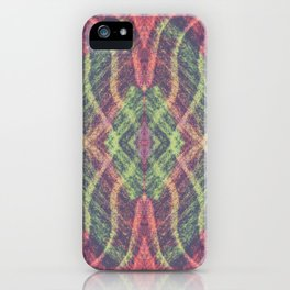Abstract Shapes Reflect iPhone Case