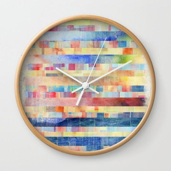 Amalgamate Wall Clock