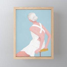 Soft Morning I Framed Mini Art Print