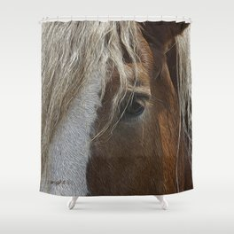 A Trusted Friend Shower Curtain