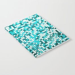 Pool Tiles Notebook