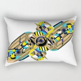 thE E Y E Rectangular Pillow