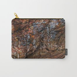 Avalon Wood Impressions Carry-All Pouch
