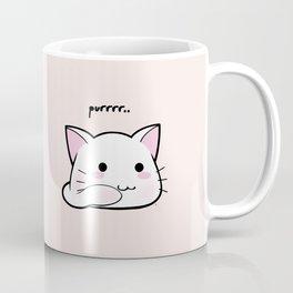 Purrring Kawaii Kitten MEOW! =(^_^)= Coffee Mug