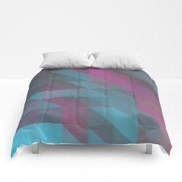 Tri Squares Comforters