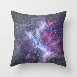 Constelations Throw Pillow