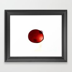 What is it? Framed Art Print