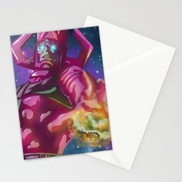 Google`s World | Marvel'Edition Galac†us Stationery Cards