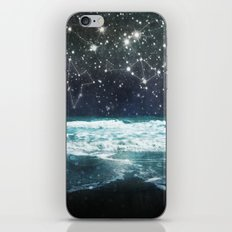 The Greek Upon the Stars iPhone Skin