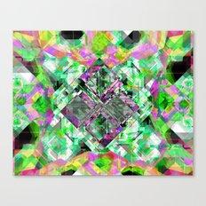 LANDING-INVERT Canvas Print