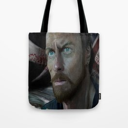 Paint the World Full of Shadows Tote Bag