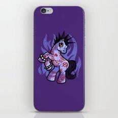 My Punkrock Pony iPhone & iPod Skin
