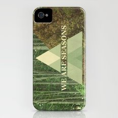 we are seasons Slim Case iPhone (4, 4s)