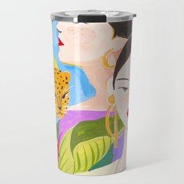 Garden Day Travel Mug