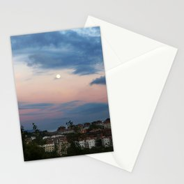 pastel shades for days Stationery Cards